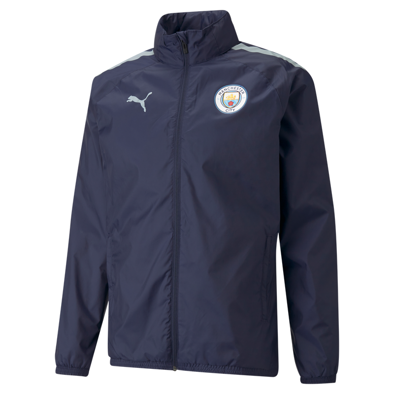 MCFC TR MENS ALL WEATHER JACKET - navy