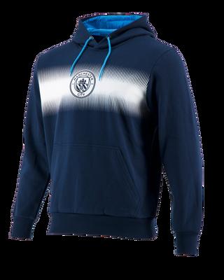 Manchester City Gradient Graphic Hoodie