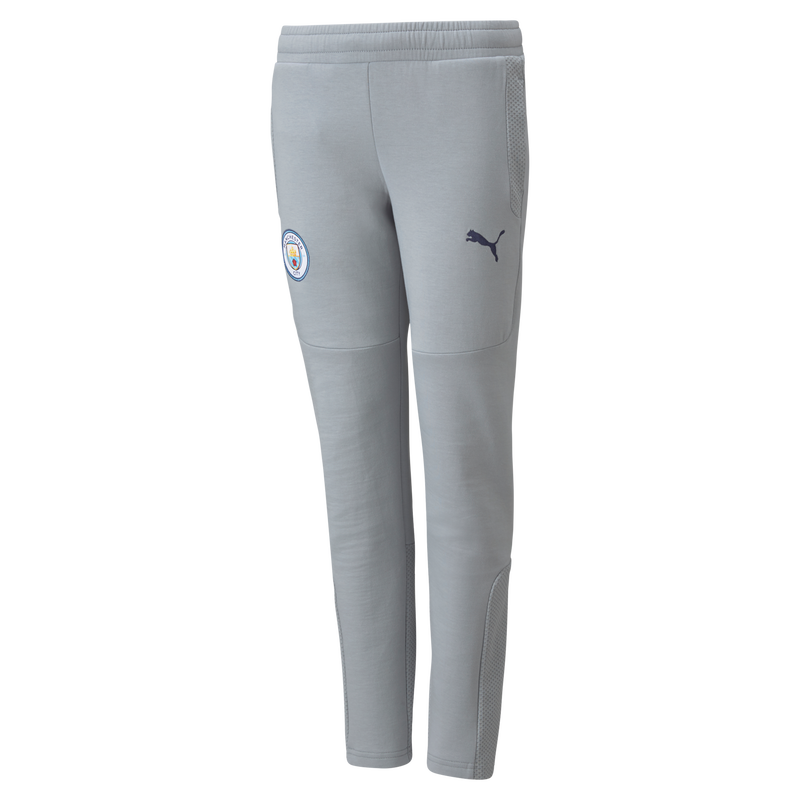 MCFC LW KIDS CASUALS SWEAT PANTS - grey