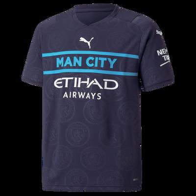 Kids Manchester City 3rd Shirt 21/22