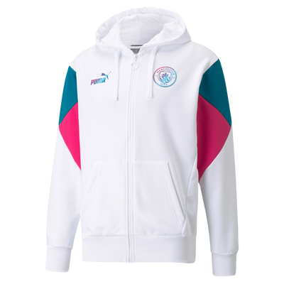 Manchester City FtblCulture Hoodie