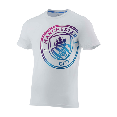 Manchester City Large Crest Tee