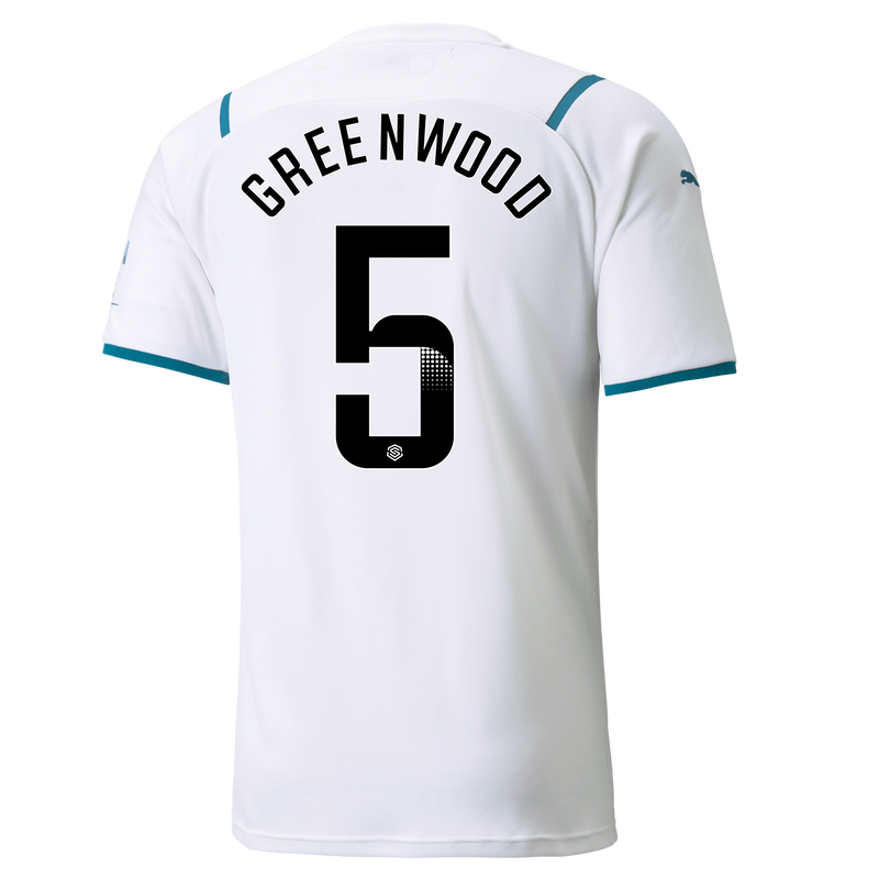 MCFC MW MENS AWAY SL SHIRT SS-GREENWOOD-WSL-WSL-TRUE -