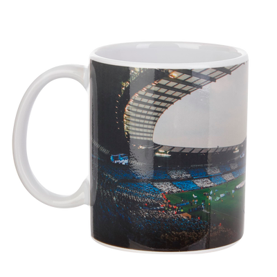 Manchester City Stadium Heat Change Mug