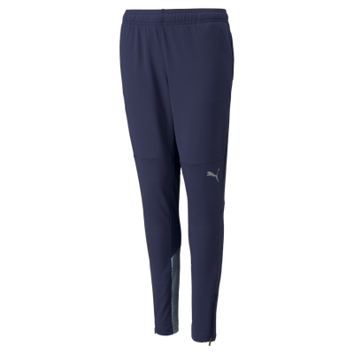 Kids Manchester City Training Pants with pockets and zip