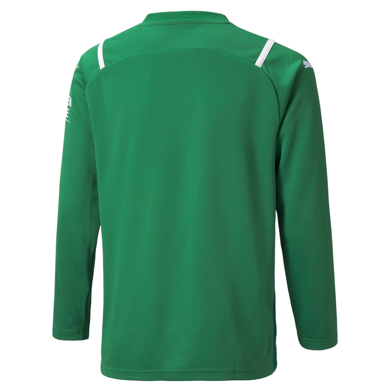 MCFC MW KIDS GK SL SHIRT LS - green