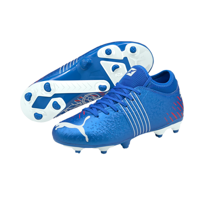 Kids Manchester City Future Z 4.2 FG Football Boots