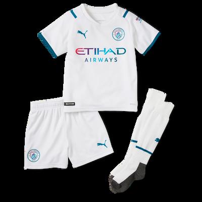 Manchester City Away Mini-Kit 21/22