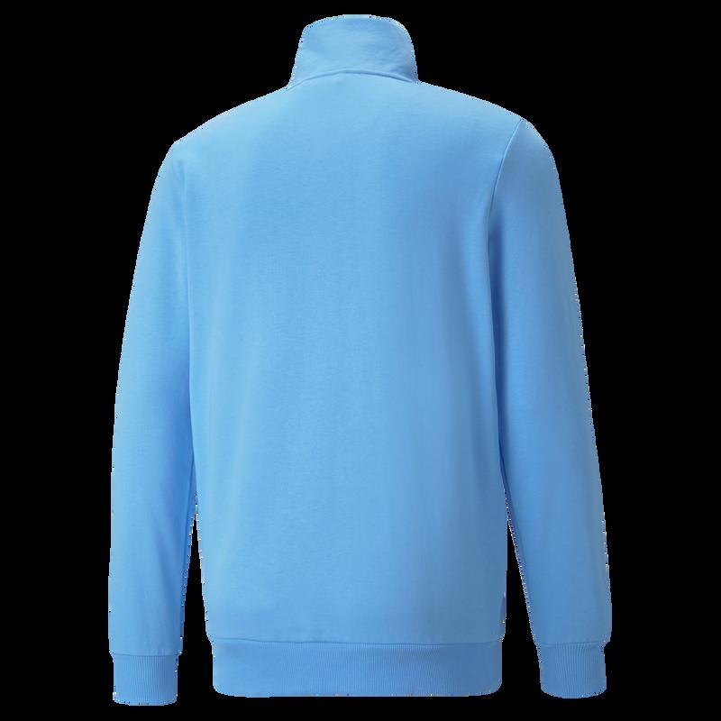 MCFC LW MENS FTBL CORE TRACK JACKET - light blue