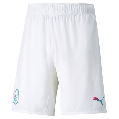 Manchester City Authentic Football Shorts 21/22
