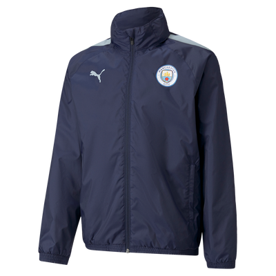 Kids Manchester City Training All Weather Jacket