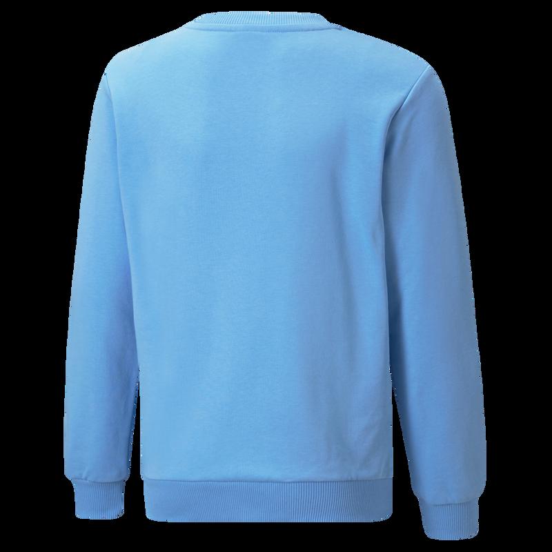 MCFC LW KIDS FTBL CORE SWEATER - light blue