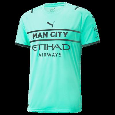 Manchester City Goalkeeper Shirt 21/22