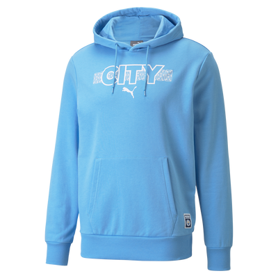 Manchester City FtblCore Hoodie