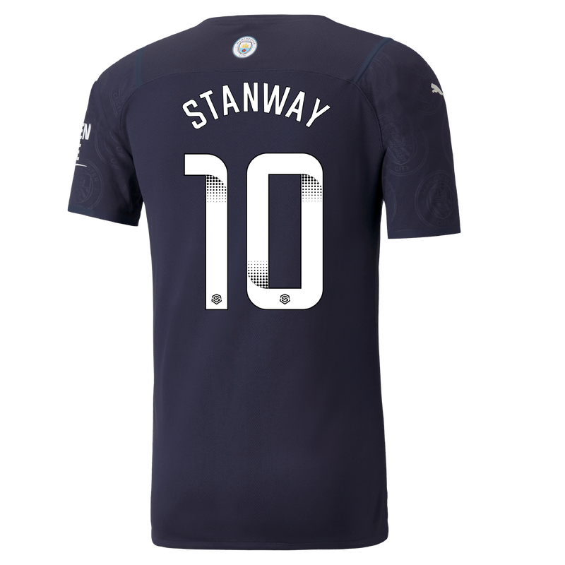 MCFC MW 3RD AUTHENTIC SHIRT SS-STANWAY-WSL-WSL-TRUE -