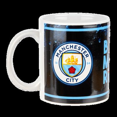 Manchester City Blue Moon Mug