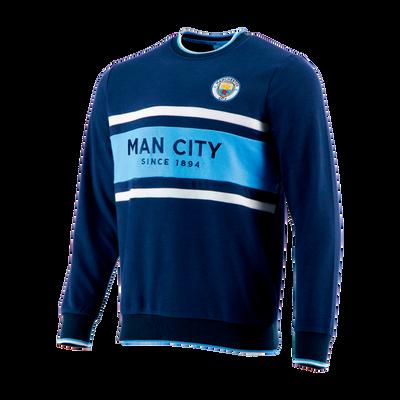 Manchester City Crew Neck SweatShirt