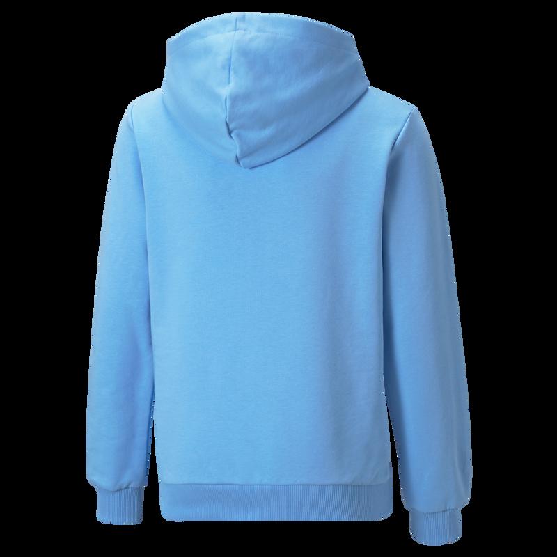 MCFC LW KIDS FTBL CORE HOODED SWEAT - light blue