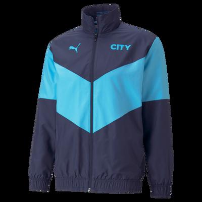 Manchester City Pre-Match Jacket
