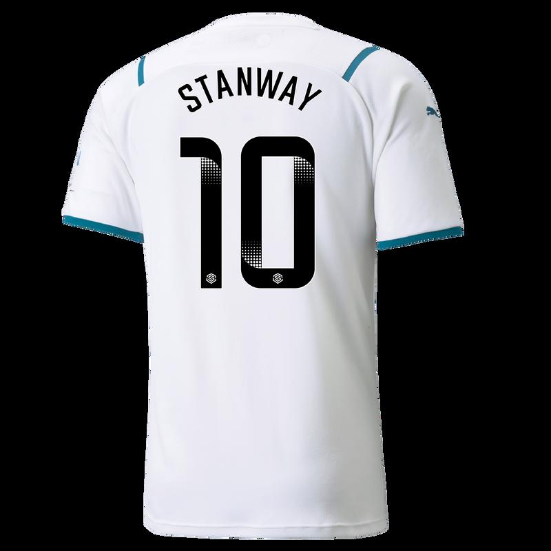 MCFC MW MENS AWAY SL SHIRT SS-STANWAY-WSL-WSL-TRUE -