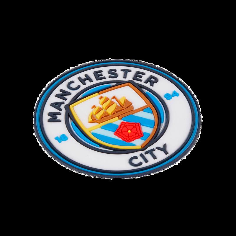 MCFC FW 3D CREST MAGNET F - light blue
