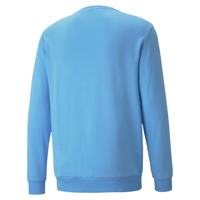 MCFC LW MENS FTBL CORE SWEATER - light blue