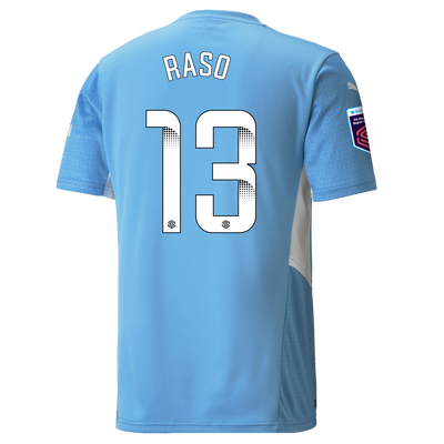[Pre-order] Manchester City Home Shirt 21/22 with Hayley Raso printing