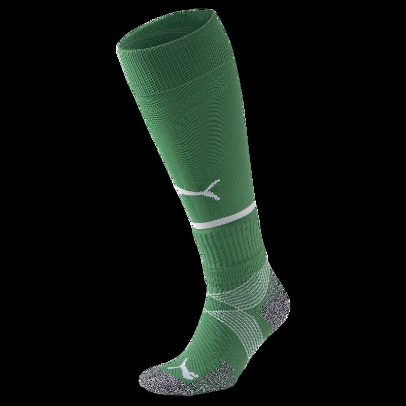 MCFC RP KIDS BAND SOCKS - amazon green
