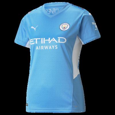 Womens Manchester City Home Shirt 21/22