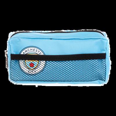 Manchester City Crest Pencil Case