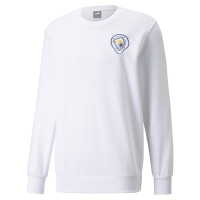 Manchester City x Madchester Graphic Long Sleeve Crew