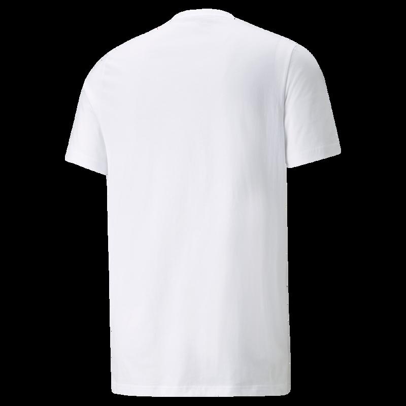 MCFC LW MENS FTBL CORE TEE SS - white